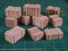 Rob Hawkins Hobby: Making Crates