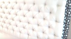 Watch How He Makes This Gorgeous Tufted Headboard That's The Big Rage Now! | DIY Joy Projects and Crafts Ideas