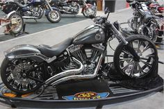 2014 Custom Harley Davidson Breakout... This is one BAD ASS Bike!!!!