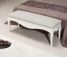 Banqueta pie de cama Paola II.