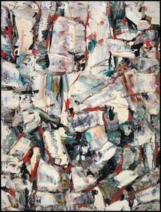 Paul-Émile Borduas (Canadian) - Online art auction