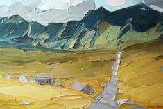 Path to Cwm Idwal Wales - Matthew Snowden