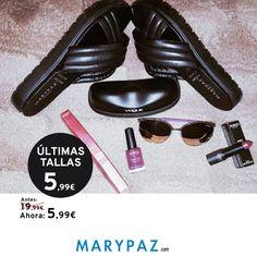 ¡¡ #Shoelfie by @ismilovely para darnos a todas los buenos días !! Puedes hacerte con estas sandalias a tan solo 5,99€  Busca tu talla de esta SANDALIA BIO aquí ►http://www.marypaz.com/sandalia-bio-cruzada-0120574124-71722.html  ¡No te pierdas las ultimas tallas by MARYPAZ! ¡Encontrarás grandes descuentos! ¡Los que deseaste durante todo el verano los tienes desde 5,99€!  ¡¡¡ ULTIMAS TALLAS BY MARYPAZ !!! 👏  👠  #ultimastallas #Follow #shoesobssession #summer #love #fashion #obsesionadac