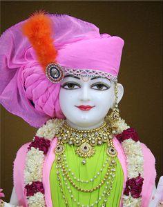 Rupala Shree Ghanshyam maharaj (Lord Swaminarayan)
