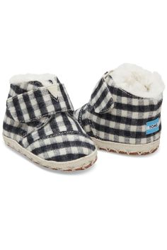 caf0fc314a7 Keep little feet warm and cozy in these soft