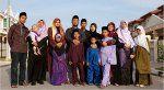 model polygamist family avoids family feuds