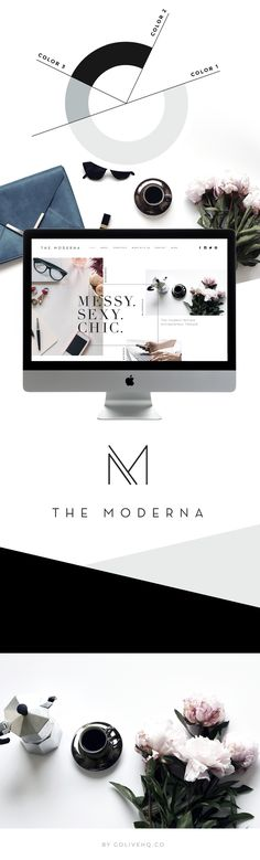 The Moderna Is Live Más