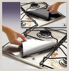 Mbrojteset e gazit Magic hobs Home Organization Hacks, Home Remedies, Home Accessories, Diy And Crafts, Kitchen Design, Life Hacks, Household, Kitchen Appliances, Cleaning