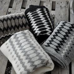 Love the traditional icelandic patterns on these jumpers and I would like some traditional icelandic touches in the design