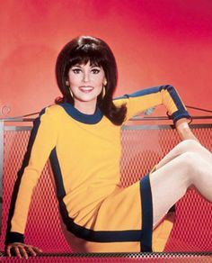 """""""That Girl"""" Marlo Thomas.  I wanted to grow up to be just like her :)"""