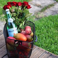 Colours, natural flavours and your S.Pellegrino. Thanks @dree_c for this nice pic. #SPTaste #mysanpellegrino
