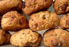 Muesli, Granola, Cookie Cake Pie, Brownie Cookies, Cooking Time, Cooking Recipes, Biscotti Cookies, Classic Desserts, Italian Cookies