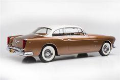 1955 CHRYSLER ST SPECIAL GHIA - Barrett-Jackson Auction Company - World's Greatest Collector Car Auctions
