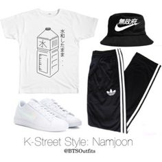 K-Street Style: Namjoon