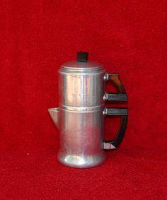 Wearever Mod. 3042 2-cup Drip-o-lator