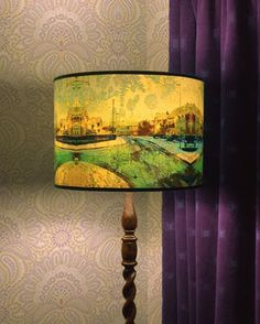 Sweet lampshade!