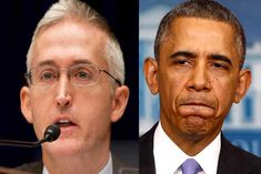 WOW: What Trey Gowdy Just Said Will SCARE THE HELL Out of Barack Obama!/Does Barack Obama have his own private email server? 9-1-2015