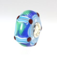 """A great brand new """"Magic Carpet"""" unique Trollbeads design!  On a Universal core so it will fit all bead brand designs!http://www.trollbeadsgallery.com/universal-unique-5906/  $45"""