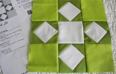 Civil War Quilts: Stars in a Time Warp 5: Overdyed Green Solids