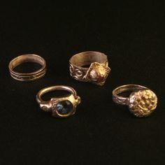 Jewelry Artist: Broken Branches http://www.brokenbranches.com/images/jewelry/broken-branches-rings-1000.jpg