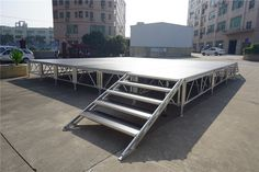 Portable stage for sales