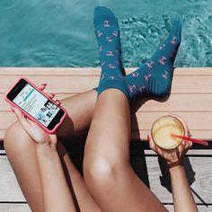 Poolside pleasures. 📷 @maureencalta #manaccessoriesworld