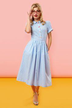 Resultado de imagem para vestidos retrô anos 60