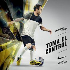 Las nuevas Nike CTR360 MAESTRI III ya están en Futbolmania. Consíguelas aquí: http://www.futbolmanianet.com/futbol/525166710/botas-de-futbol-nike-preventa-ctr360-maestri-iii-fg-ama-negro?orden==1