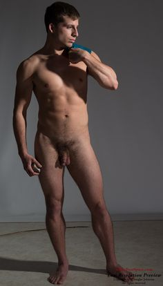 Nude Male Art Model 56