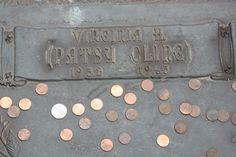 Patsy Cline - Find A Grave Memorial Frederick county VA