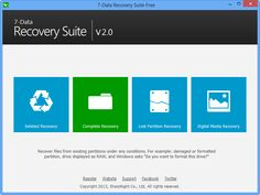 7-Data Recovery Suite 3.0 With Serial Key - License Softwares Download