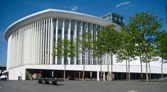 Em foco: Christian de Portzamparc,Philharmonie Luxembourg, Luxembourg. Imagem © Flickr user Börkur Sigurbjörnsson