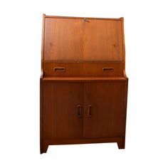 Small Midcentury Secretary Desk