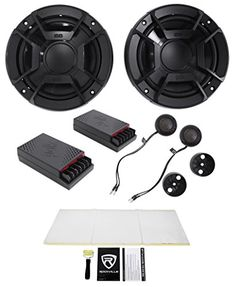 Introducing Polk Audio DB6502 65 600 Watt Component CarATVMotorcycle Speakers  Rockmat. Get Your Car Parts Here and follow us for more updates!