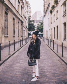 Gal Meets Glam in Paris