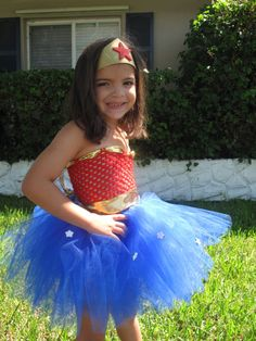 @Olivia Barker can you help me make me a tutu like this so i can be wonderwoman for halloween?!?