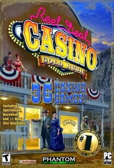 #fishingshopnow Reel Deal Casino Gold Rush - PC: We are reluctantly offering the acclaimed Reel Deal Casino Gold Rush - PC… #fishingshopnow