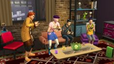 9 Ways Apartments in The Sims 4 City Living Are Different at The Sims™ News via Sims 4 Updates Check more at http://sims4updates.net/diverse/9-ways-apartments-in-the-sims-4-city-living-are-different-at-the-sims-news/