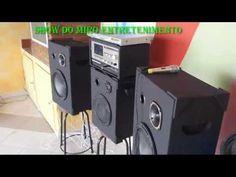 CAIXA DE SOM, COMO FAZER OU REFORMAR PARTE 3...SHOW DO MIRO - YouTube