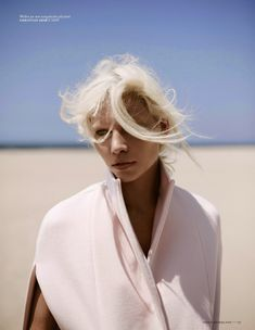 aline weber by annemarieke van drimmelen for vogue netherlands july 2014