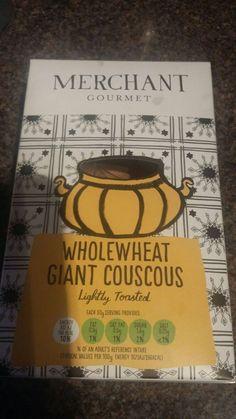 Giant cuscous recipe Susan