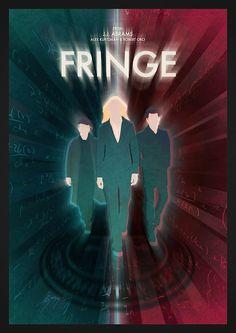 Fringe poster by Ben Clarke Hickman