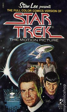 Star Trek: The Motion Picture -- The Marvel Comics adaptation