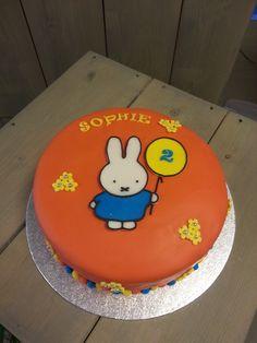 Nijntje / Miffy for Sophie's second birthday