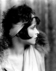 Clara Bow, Paramount Photos, 1920's, **I.V.