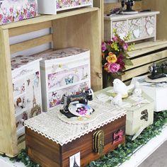Joyeros y Cajas musicales decorativos Toy Chest, Storage Chest, Decorative Boxes, Cabinet, Toys, Furniture, Home Decor, Crates, Wood