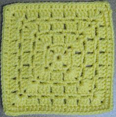Ravelry: jewlbal3's 365 Day 48 - Granny Square 15