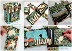 box mini album - Cerca con Google