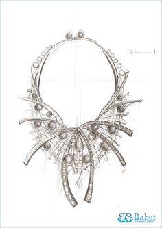 sketches design jewelry