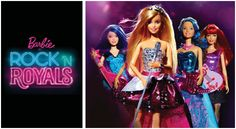Barbie Rock n' Royals Contest alert with Giveaway #BeSuper - Tales of a Ranting Ginger